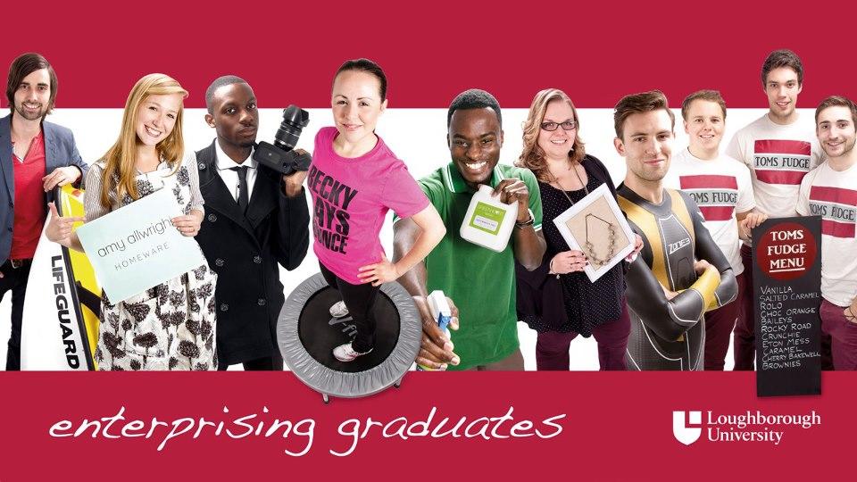 Inspiring enterprising graduates