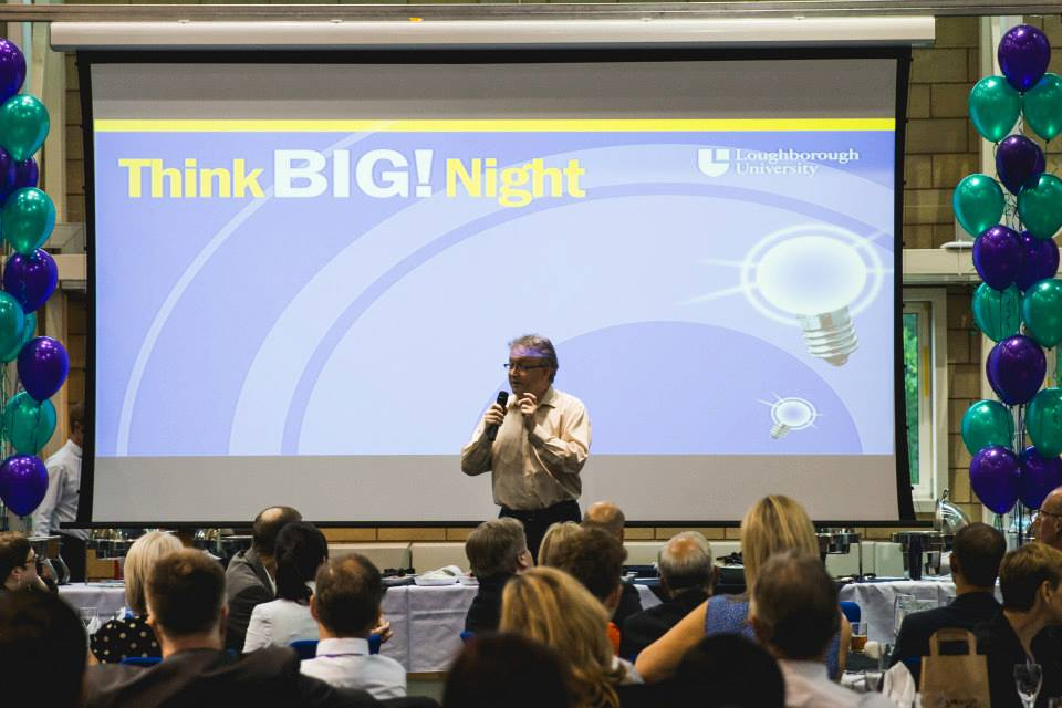 Peter Harrington at Think BIG!