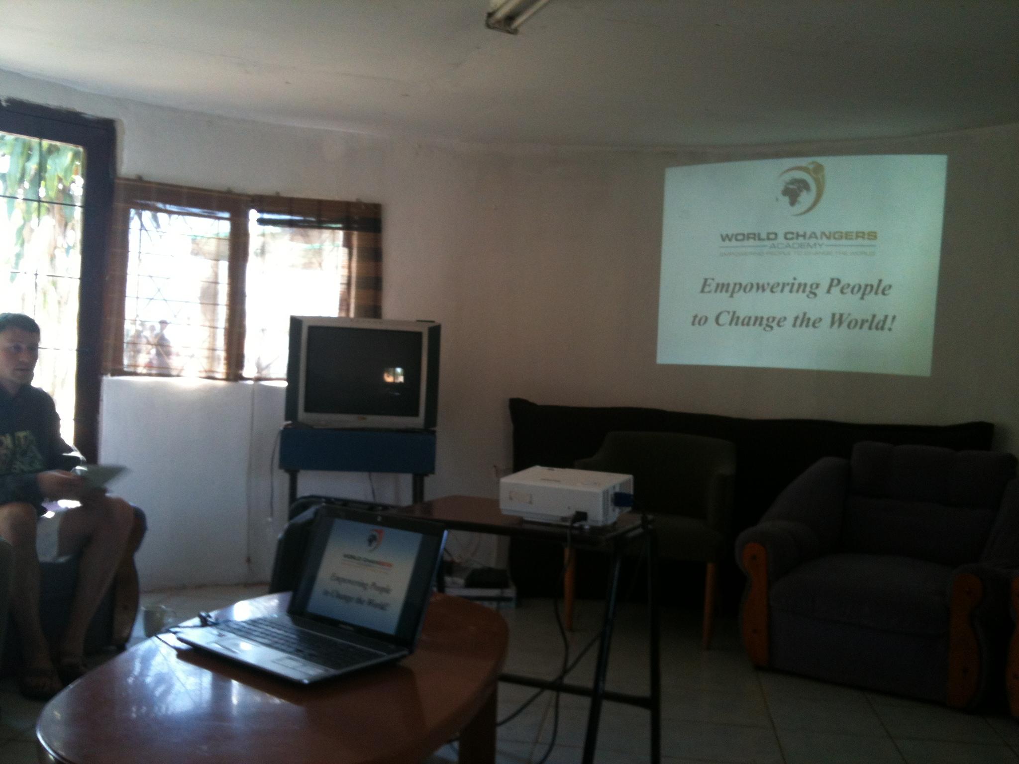 World Changers Workshop