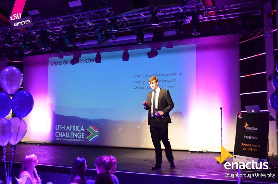 Pitching South Africa Challenge